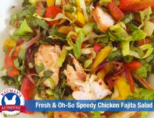 Short on time? This simple chicken recipe will save the day!