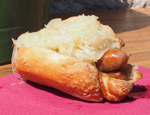 Rosanna Goes to Germany: The story behind the newest Bauman Bratwurst