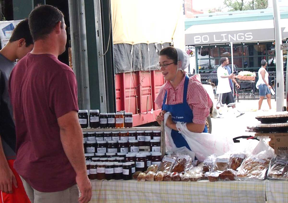 City Market Adventures with Bauman's Bakery